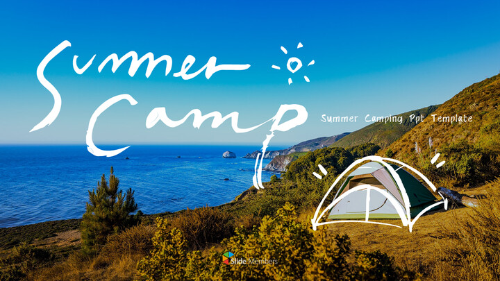 Summer Camp Presentations PPT_01