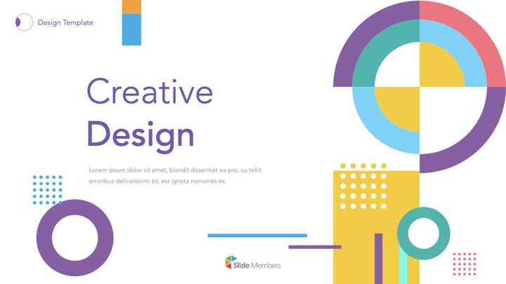 Creative Design company profile template design_01