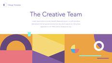 Creative Design company profile template design_11