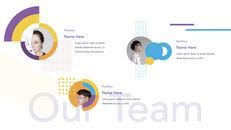 Creative Design company profile template design_12