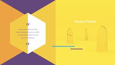 Creative Design company profile template design_13