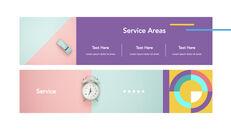 Creative Design company profile template design_14