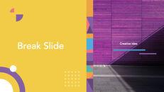 Creative Design company profile template design_16