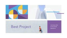 Creative Design company profile template design_18