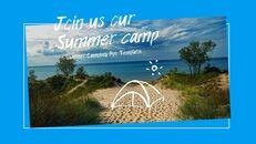 Summer Camp Presentations PPT_35