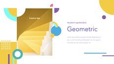 Creative Design company profile template design_21
