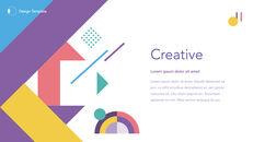 Creative Design company profile template design_22