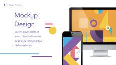 Creative Design company profile template design_49