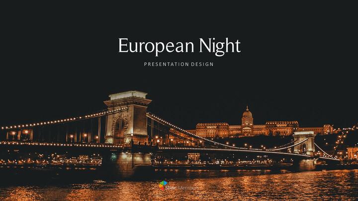 European Night Action plan PPT_01