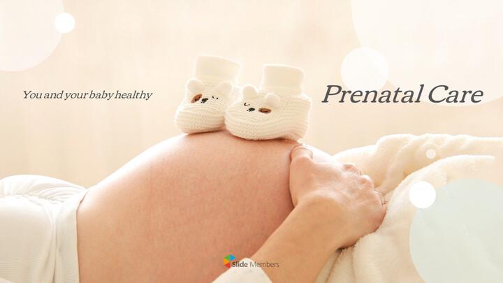 Prenatal Care Business plan PPT Templates_01