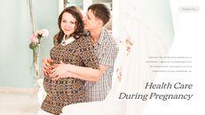 Prenatal Care Business plan PPT Templates_07