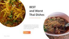Thai Food PowerPoint Templates_21