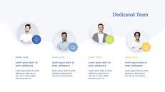 Design Development Business Pitch Deck team presentation template_03