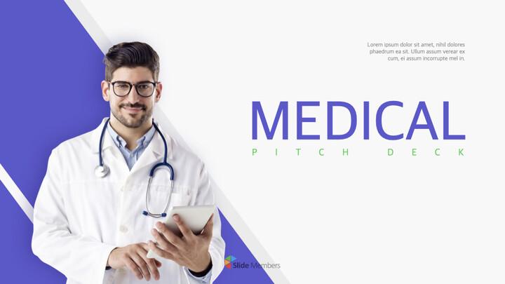 Medical Pitch Deck Keynote for Microsoft_01