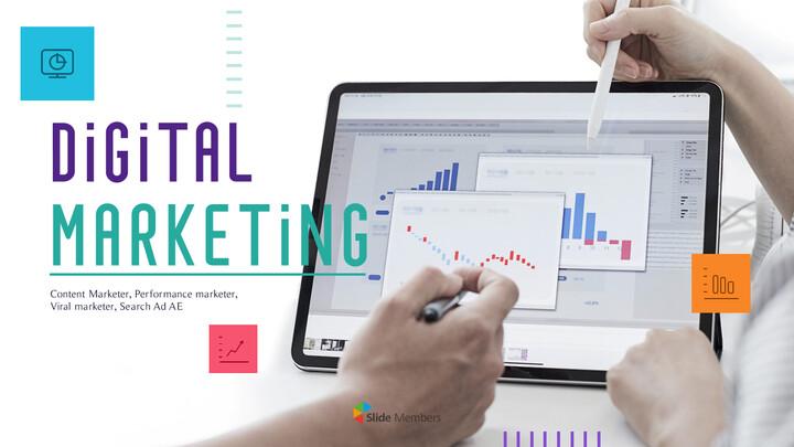 Digital Marketing Easy Presentation Template_01