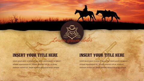Wild West Google Slides Themes for Presentations_05