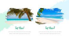 Tropical Beach slide powerpoint_09