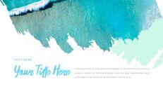 Tropical Beach slide powerpoint_13