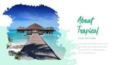 Tropical Beach slide powerpoint_15