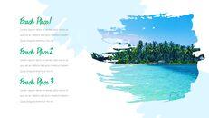 Tropical Beach slide powerpoint_23