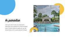 Swimming Pool template keynote free_03
