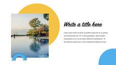 Swimming Pool template keynote free_04