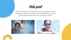 Swimming Pool template keynote free_08