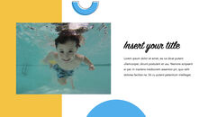 Swimming Pool template keynote free_09