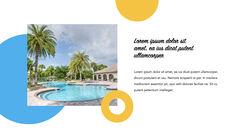 Swimming Pool template keynote free_14