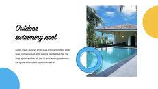 Swimming Pool template keynote free_16