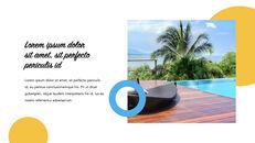 Swimming Pool template keynote free_22