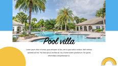 Swimming Pool template keynote free_23