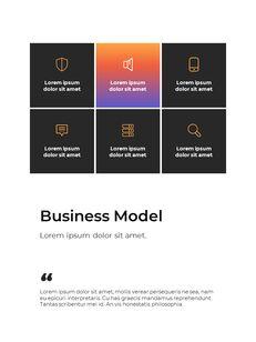 Modern Vector Line Business Proposal Google Presentation Templates_09