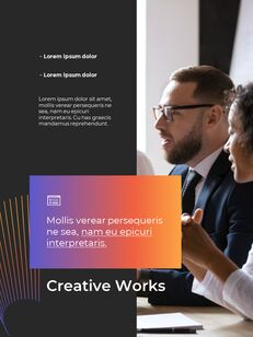 Modern Vector Line Business Proposal Google Presentation Templates_12