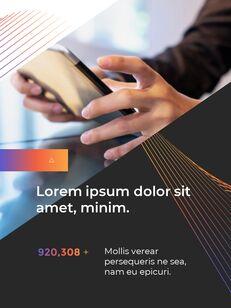 Modern Vector Line Business Proposal Google Presentation Templates_20