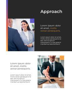 Modern Vector Line Business Proposal Google Presentation Templates_21