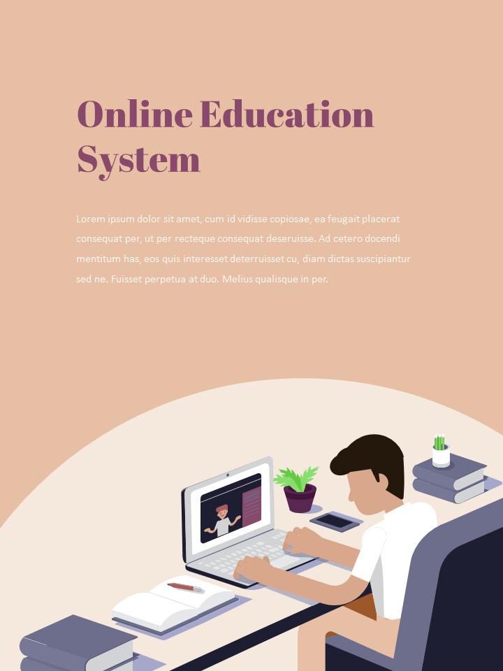 Online Education Presentation Google Slides Templates_02