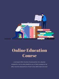 Online Education Presentation Google Slides Templates_05