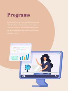 Online Education Presentation Google Slides Templates_08
