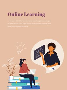 Online Education Presentation Google Slides Templates_14