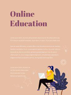 Online Education Presentation Google Slides Templates_21