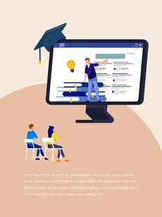 Online Education Presentation Google Slides Templates_22