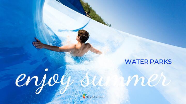 Water Parks Simple Slides Design_01