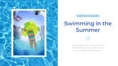 Water Parks Simple Slides Design_03