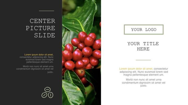 커피 산업 키노트 템플릿_02