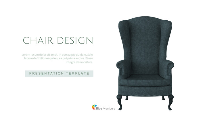 Chair Design theme Google Slides Themes for Presentations_01