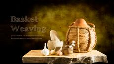 Basket Weaving PPT Presentation_05