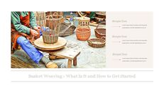 Basket Weaving PPT Presentation_11