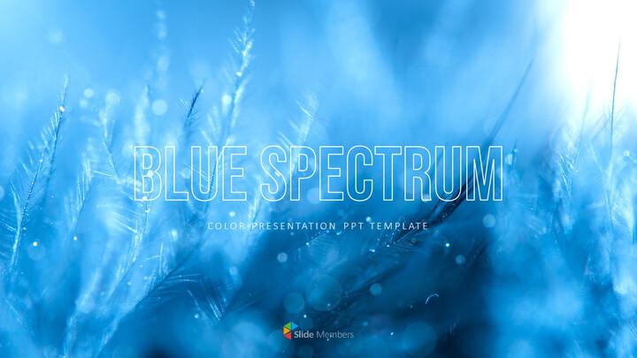 Blue Spectrum PPT Templates_01