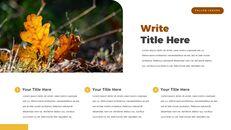fallen leaves PowerPoint Templates Multipurpose Design_03